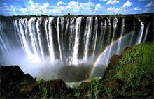 Кейптаун-Водопад Виктория- Чобе парк - Йоханнесбург